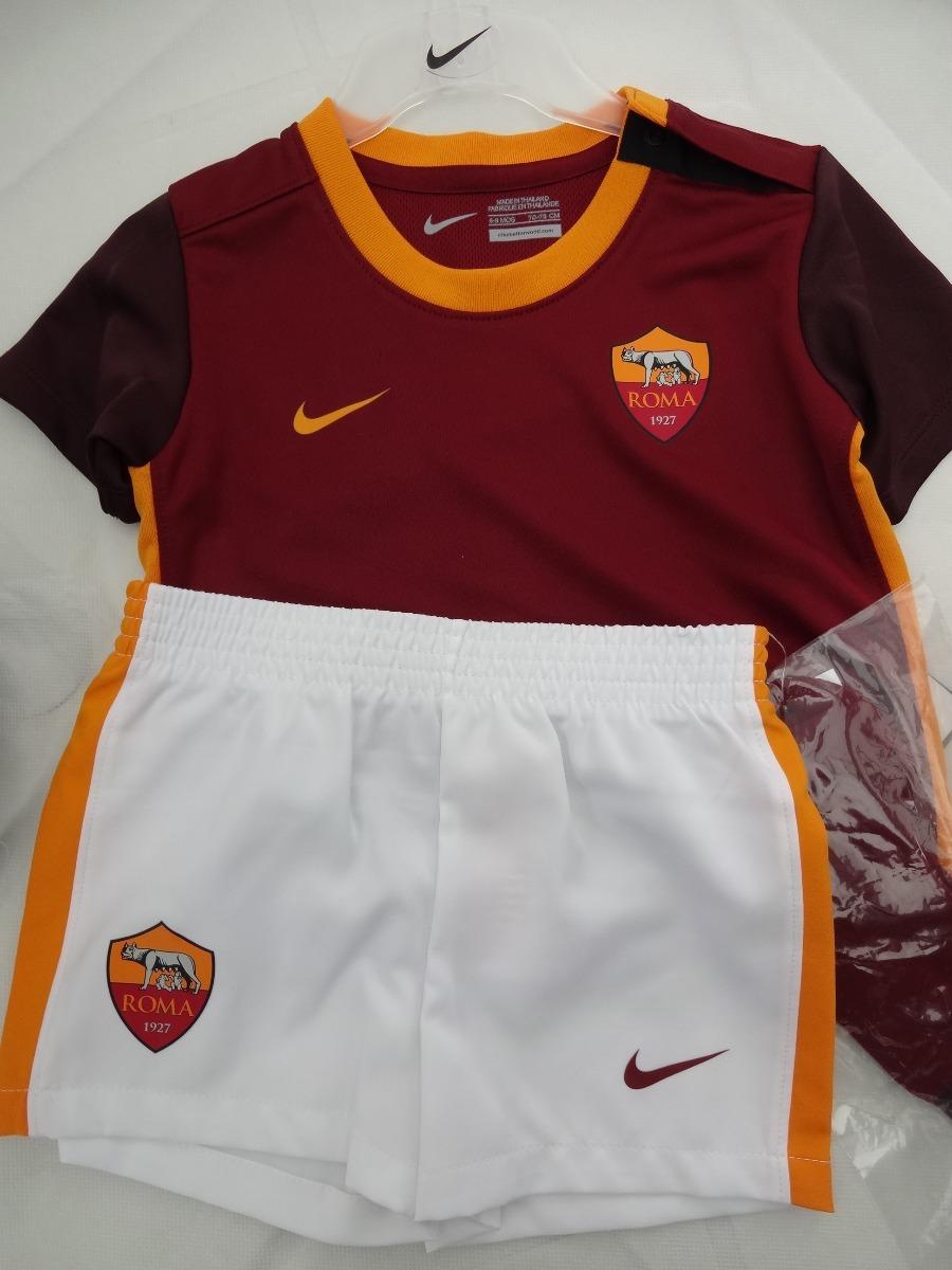 kit de futebol oficial puma bebê 1 ano roma da itália. Carregando zoom. 34febee0b5549