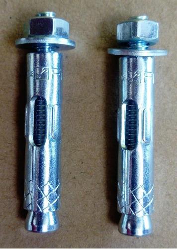 kit de gancho y taquetes para ventiladores de techo