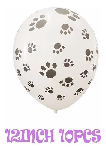 kit  de globos paw patrol 28 globos !! super promo