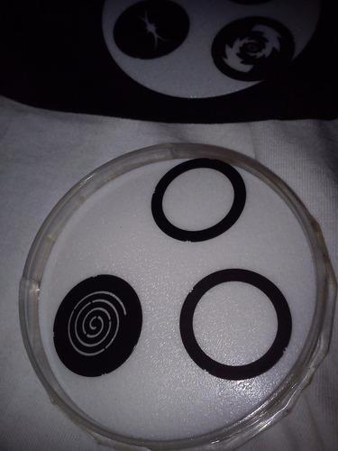 kit de gobos figuras para luces martin original