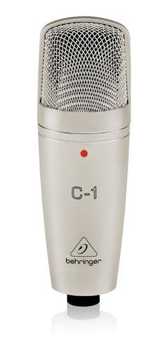 kit de grabación behringer voice studio con micro - oddity
