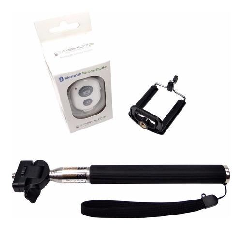 kit de gravação youtubers 5x1 acessórios tripé,bastão, lente