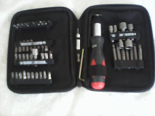 kit de herramientas black & decker hogar. negociable