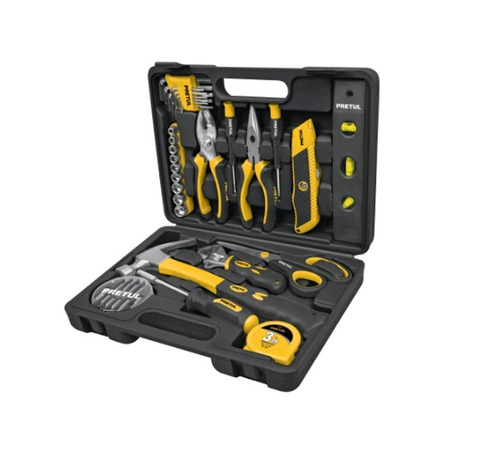kit de herramientas de 42 piezas pretul 22101
