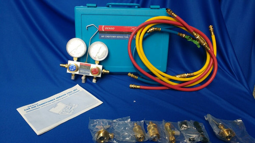 kit de herramientas de servicio del acondicionador de aire