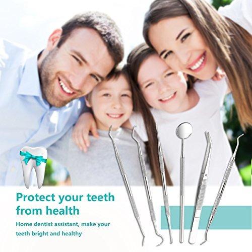 kit de herramientas dentales - conjunto de eliminación de