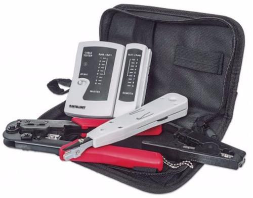 kit de herramientas intellinet modelo 780070 para red nuevo
