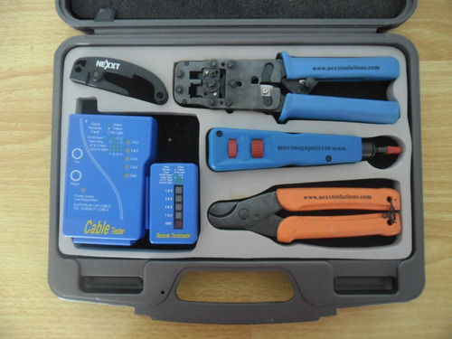 kit de herramientas para redes