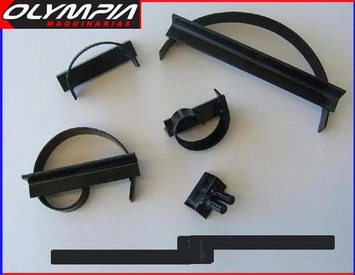 kit de herreria - 6 herramientas dobladora hierro forja