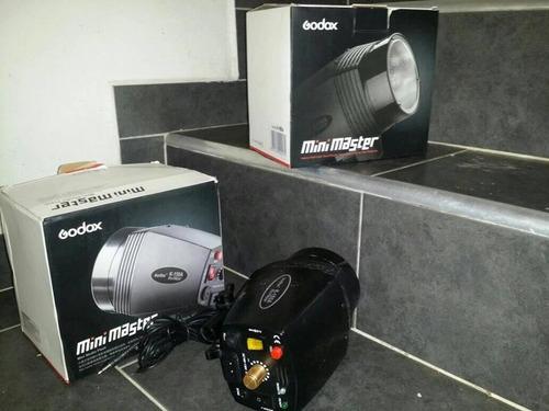 kit de iluminación godox m180-a