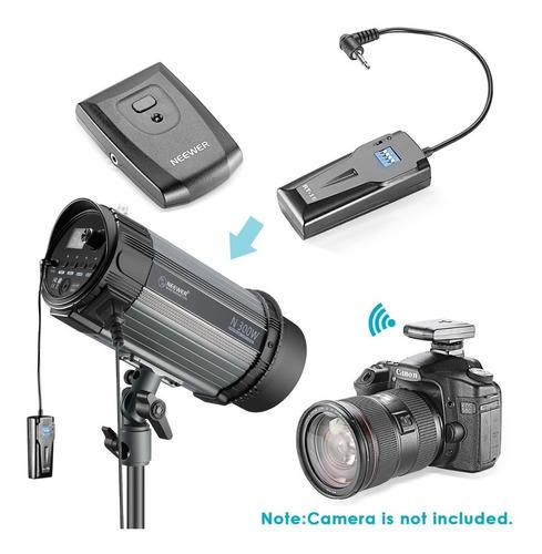 kit de iluminación strobo 900 watts 3x300w fotografía flash