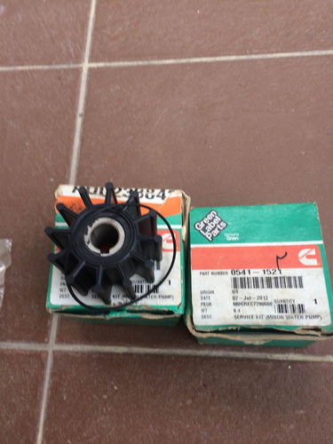 kit de impellers 0541-1521 para generador onan, sale 52 usd