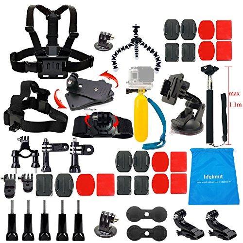 kit de inicio lifelimit accessories para gopro hero 6 / fus
