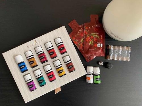 kit de inicio premium dewdrop - young living