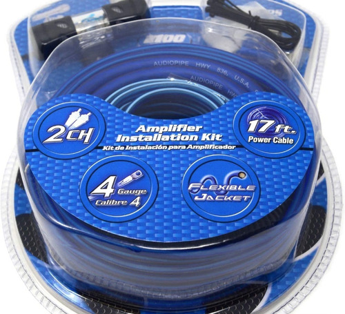 kit de instalacion audiopipe pk-2100ps para audio