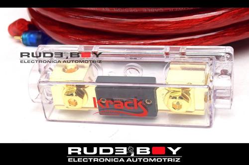 kit de instalacion krack audio calibre 0 kak-0