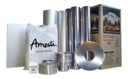 kit de instalacion y accesorios para calefactores amesti 6