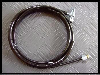 kit de instalação p/ manometro de combustivel - 4,5 mts