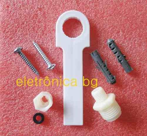 kit de instalação purificador masterfrio original