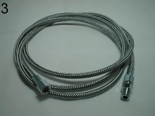 kit de instalação turbo motor ap (romanmangueiras)