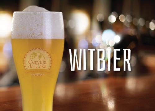 kit de insumos cerveja artesanal estilo witbier 30 litros