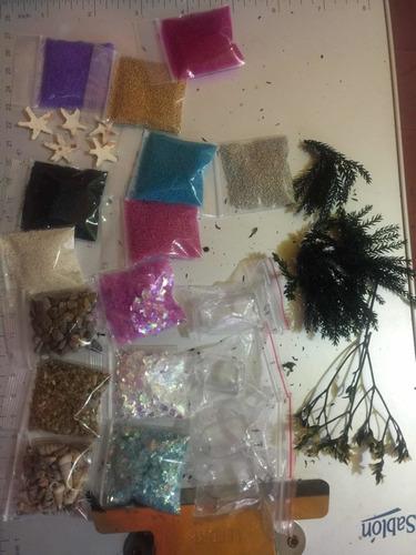 kit de joyería resina epoxica encapsulado