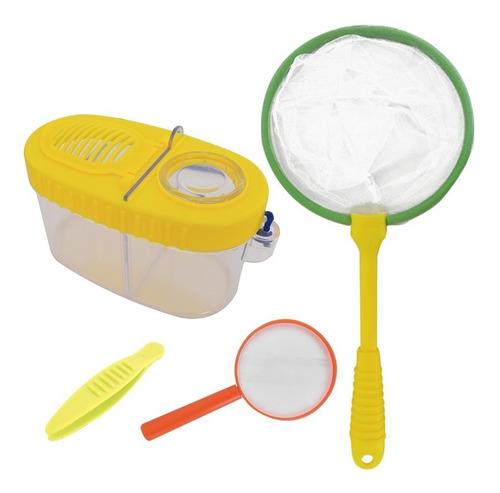 kit de juguete para observar mariposas