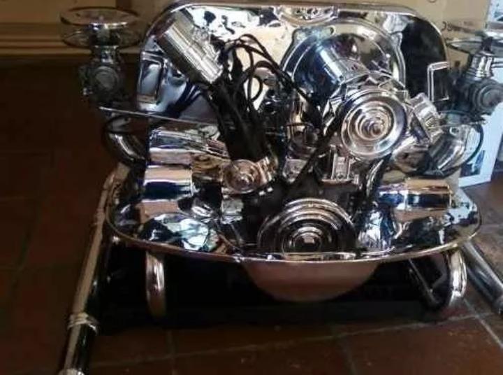 Mercedes Benz Of Tampa >> Kit De Latas E Acessorios Cromados Motor Fusca/bug ...