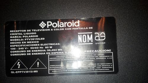 kit de leds polaroid ptv3915iled