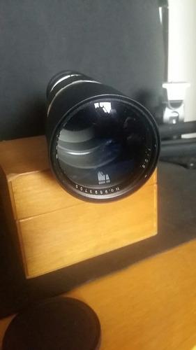 kit de lentes encaixe rosca m42