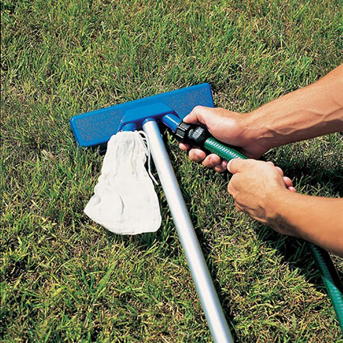 Kit de limpeza manuten o piscina aspirador peneira bestway r 69 99 em mercado livre - Aspirapolvere per piscina ...