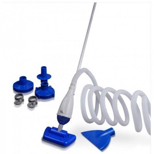 Kit de limpeza piscina cabo aspirador pool vacuum for Aspirador para piscina