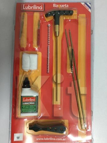 kit de limpieza aire comprimido 5.5 lubrilina el jabali