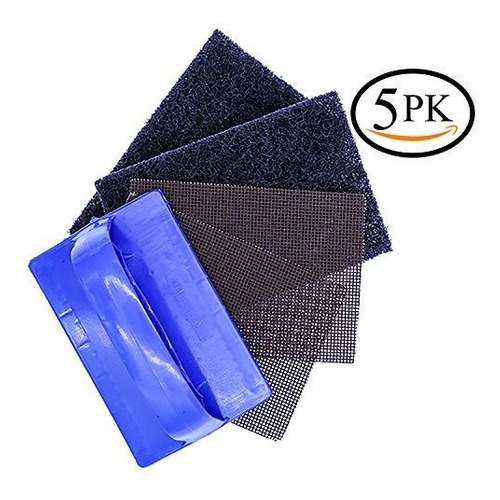 kit de limpieza de plancha upper midland products grado come
