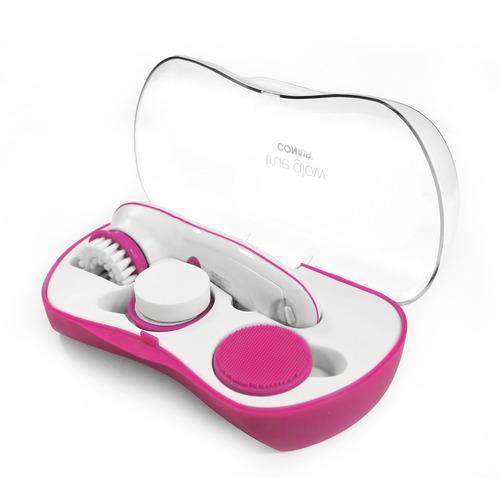 kit de limpieza facial con 3 aditamentos fcb2es