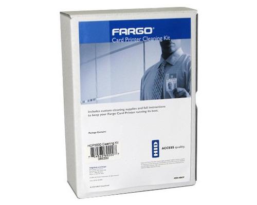 kit de limpieza impresora pvc fargo hdp5000
