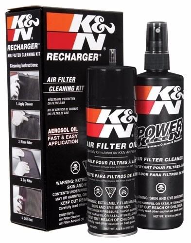 kit de limpieza para filtro k&n (kyn kn)  100% original