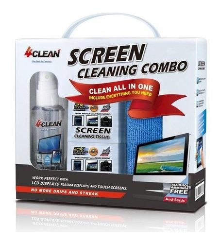 kit de limpieza para macbook, notebook, imac, monitor. ctman