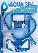 kit de limpieza para piscina