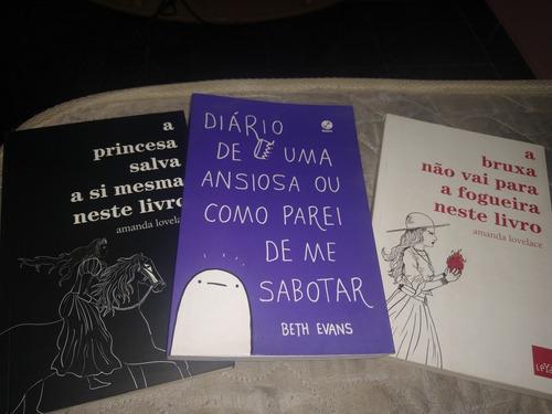 kit de livros de poesia