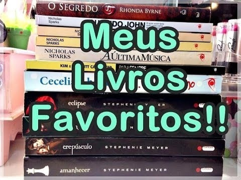 kit de livros desejados - escreva sua lista de favoritos!
