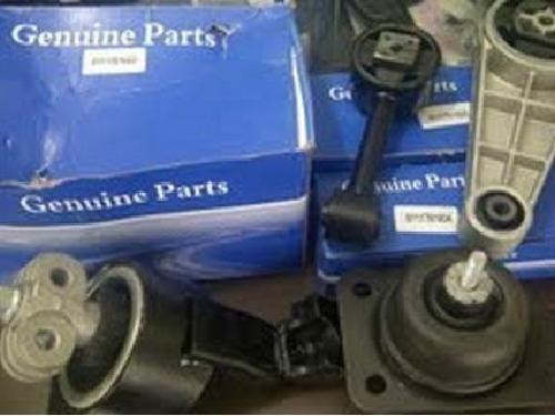 kit de los 4 soportes del optra motor y caja