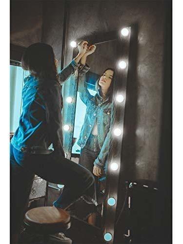 kit de luces de espejo de vanidad de maquillaje estilo holly
