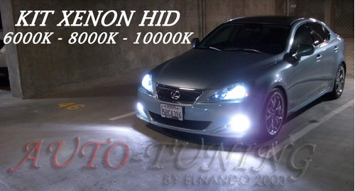 kit de luces de xenón 6000k 8000k 10000k h1 h3 h7 h11 h1