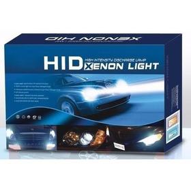 Kit De Luces Hid H4 1 Contacto 8000k Potentes Tienda 20 Vdrs