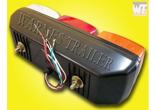 kit de luces led completo para trailer envio gratis