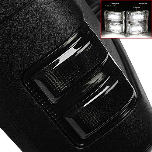 kit de luces led de repuesto para espejos retrovisores resty
