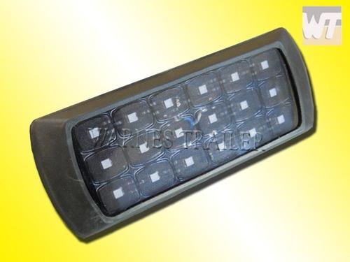 kit de luces led faros trailer stop,giro posicion envio grat