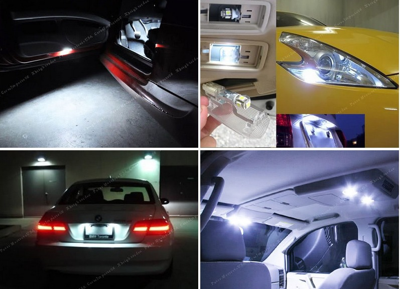 Kit De Luces Led Mazda 3 2010 Al 2012 Interior Portaplacas En Mercado Libre