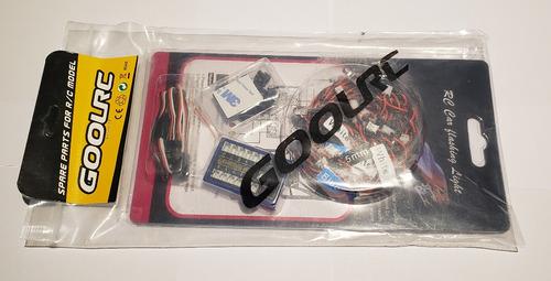 kit de luces led rc